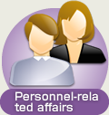 Personnel-related affairs
